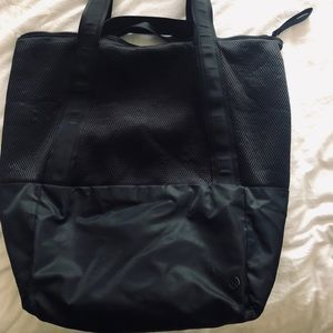 Lululemon Gym and Yoga Bag